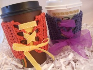 Crochet Coffee Corset01